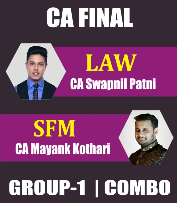 CA Final Corporate Law and Economic Law (chart Book)