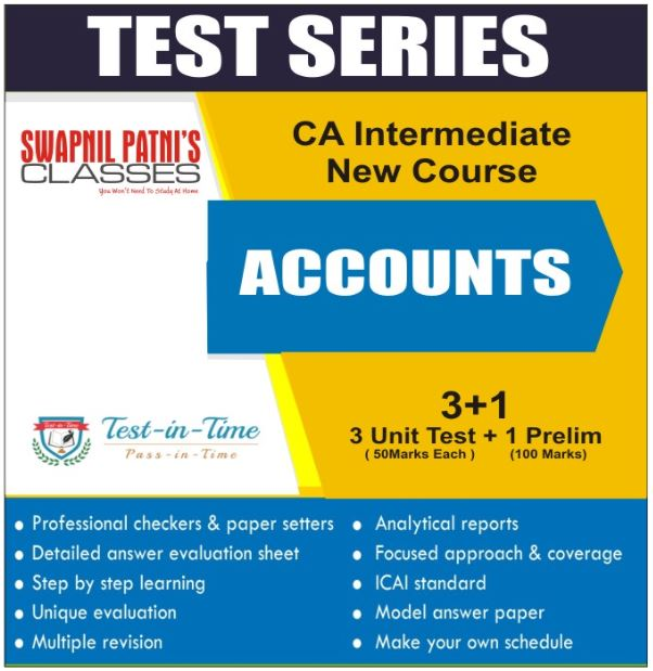 CA Intermediate GST Full Lectures with Books  By CA Pooja Kamdar