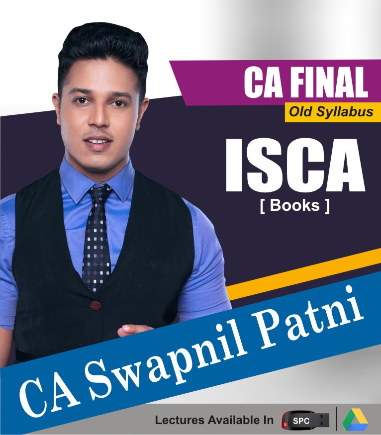 CA Intermediate SM Revision Lectures With Books  By CA Swapnil Patni