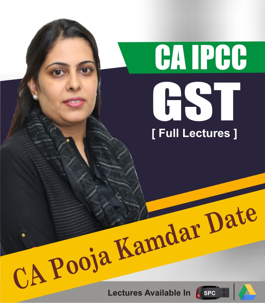CA IPCC Group II Full Lectures Except SM FT with Books   May 2019 Attempt